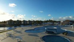 Apartamento Tipo Resort - Praia do Saco - Sergipe, Sergipe 100 - Estância - SE Quadra 2, Bloco 1, Apartamento 02, 49200-000, Praia do Saco