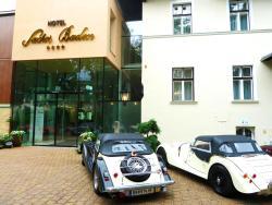 Hotel Sacher Baden, Helenenstraße 55, 2500, Μπάντεν