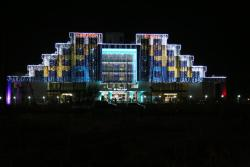 Hotel Hari Priya International, Near APMC Cross Behind DC Office, 587103, Bāgalkot