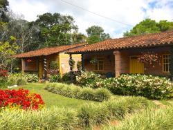 Cabañas La Carolina, 1 Km Adelante del Mercado Campesino de Acuarela Junto a Mi Colombia Querida, 684007, Los Santos