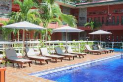 Hotel Playa Bejuco, Playa Bejuco, Esterillos, Costa Rica, 00143, Esterillos Este