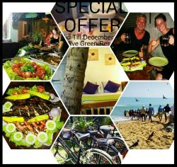 Olive Green Resort, No.96, New Dutch Bar Road 7th Cross, Kallady, Batticaloa, 30000, Batticaloa