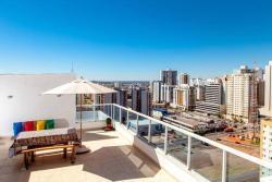 Linda Cobertura em Brasília, Quadra 104, Apartamento 1802 - Edifício Avant -  Aguas Claras, 71909-180, Ceilândia