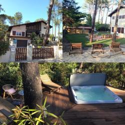 B&B Coco Beach Sporting Lodge, 4 Rue Calmette, 40130, Capbreton