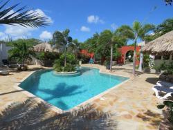 MangooZ Guesthouse, Seroe Blanco 54A, xxxxAB, Oranjestad