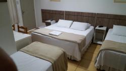 Hotel São Jorge, 214 Rua Joaquim Nabuco centro, 97541-300, Alegrete