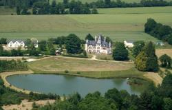 Chateau de la Hersonnière, La Croix du Taloir , 22230, Gommené