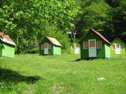 Camping Bor, Rila Monastery Camping Bor, 2643, Rilski Manastir