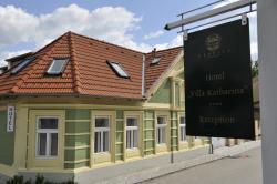 MÖRWALD Hotel Villa Katharina, Kleine Zeile 13-17, 3483, Feuersbrunn