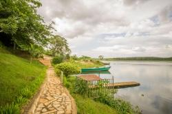Tulina Riverside Treat, Victoria Nile's shore,, Bukongo