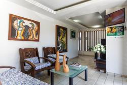Hotel Brisa do Mar Tambaú, Rua Isidro Gomes, 257 Tambaú, 58039-160, Jaguaribe