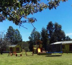 Parques de Afunalhue, Km 18 de la Ruta Villarrica, Sector 12,, Licán Ray