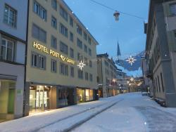 Hotel Post, Poststrasse 11, 7000, Chur