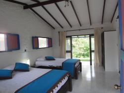 Finca Hotel Los Cerezos Quindio, Montenegro vereda callelarga, 633001, Montenegro