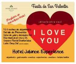 Hotel Jalance Experience, Calle Colón 41, 46624, Jalance
