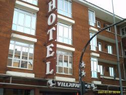 Hotel VillaPaloma, Astorga, 47, 24198, La Virgen del Camino