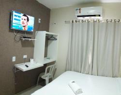 Hotel Rio Araguaia, Rua Rui Barbosa N°42 Centro, 77880-000, São Geraldo do Araguaia