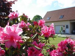 Chambres d'Hôtes entre Seine et Jardin, 111 rue du Moulin, 76940, La Mailleraye-sur-Seine