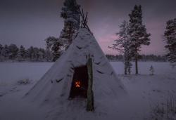 Peuralammen Camping, Sevettijärventie 9081, 99800, Sevettijärvi