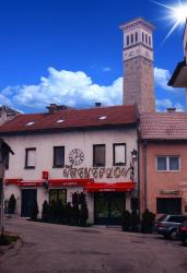 Apartment Vremeplov, Varoš 10, 72270, Travnik