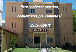 Hotel Frente al Mar, Avenida Costanera 2455, 7105, San Clemente del Tuyú