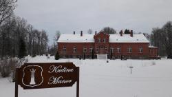Kudina Manor, Kudina village, Palamuse parish, Jõgeva county, 49210, Kudina
