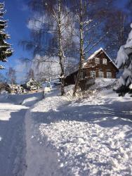 Timbered House In Jizerské Hory, Hraničná 155, 468 11, Janov nad Nisou