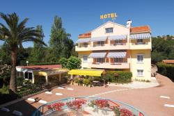 Logis Hotel l'Esterella, 197, Bd De La Plage, 83530, Agay - Saint Raphael