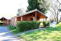 Chalet La Petite Fadette, Camping d'Herculat rue Le Grand Étang, 03380, Treignat