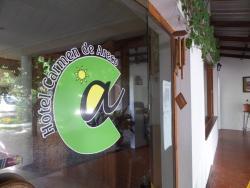 Hotel Carmen de Areco, Acceso 16 de Julio 815 - Esquina Ruta Nacional Nº 7 Km. 135,500, 6725, Tatay