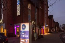Best Western Hotel Breitbach, Stadionring 1, 40878, Ratingen