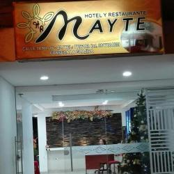 Hotel y Restaurante Mayte, Calle 14 #16-42, 444010, Fonseca
