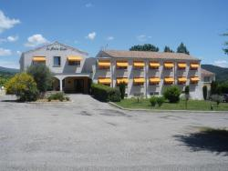 Hôtel Saint Clair, Chemin du Serre, 04230, Saint-Étienne-les-Orgues