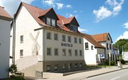 Hotel in der Mühlenstadt, August-Bebel-Strasse 15, 17348, Woldegk