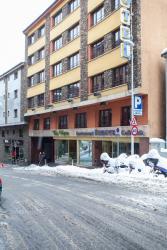 Silken Insitu Eurotel Andorra, Avenida Fiter i Rossell, 51. Escaldes-Engordany, AD700, Andorra la Vella