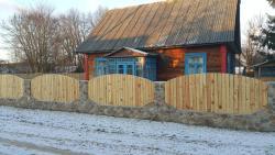 "Agrousadyba ""Domik u eli"", Brestskaya oblast, kanenetskiy raion, Chvirki house 22, 225076, Panasyuki"