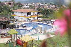 Eco Hotel El Ocaso, Km 14 Vía Charalá , 682571, Valle de San José