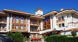 National Palace Hotel, 31 Velikokniajevska Str., 8800, Sliven