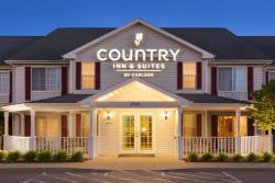 Country Inn & Suites By Carlson, Nevada, MO, 2520 East Austin Boulevard, 64772, Nevada