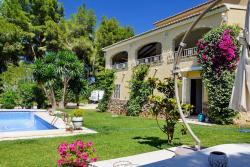 Villa-Castillo en Tosalet de Javea, Calle Mirlos 20, 03730, Jesus Pobre