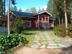 Loma-Vietonen Holiday Village, Kuusirannantie 59, 95675, Meltosjärvi
