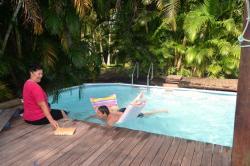 Natura Vaiana Pool House, 88 Ara Tapu,, Avarua
