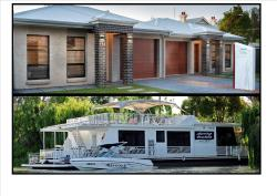 Renmark River Villas and Boats & Bedzzz, 42 James Avenue, 5341, Renmark