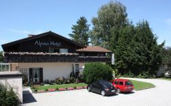 Alpina Hotel, Trainsjochweg 12, 83026, Aising
