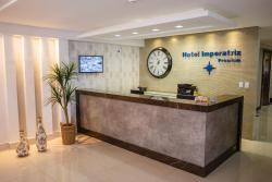 Hotel Imperatriz Premium, Av. Vice Prefeito Reginaldo Guedes Nocera 528, 84261-020, Telêmaco Borba