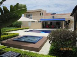 Casa de descanso en Anapoima, Km 1 via Anapoima la Mesa, Condominio Paloemango Casa 60, 252640, Anapoima