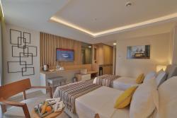 Rawda Resort Hotel Altinoluk, İskele Mahallesi , Narlı Mevkii No:246, 10870, Altınoluk