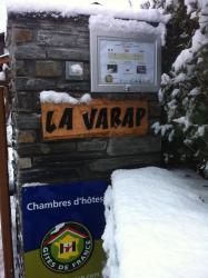 La varap, Chalet LA VARAP. Rue de Sauvegarde, 31110, Montauban-de-Luchon