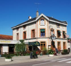 Hôtel Restaurant de l'Abbaye, 19, route de Dijon , 10310, Clairvaux