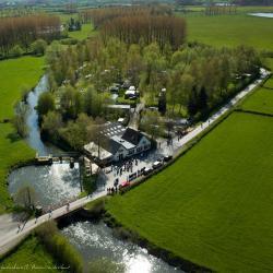 L'auberge du moulin des prés, lieu dit le moulin des prés, 59550, Maroilles